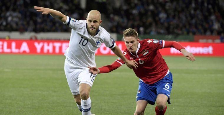 Pukki onttroont Litmanen als topscorer aller tijden van Finland