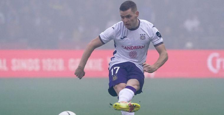 Gomez laat zich zien in interlandbreak: Door Anderlecht en Kompany