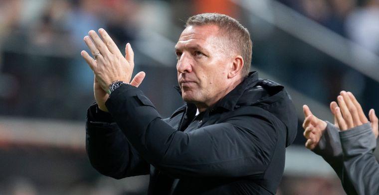 Update: 'Rodgers weigert in gesprek te gaan met Newcastle en maakt geen overstap'