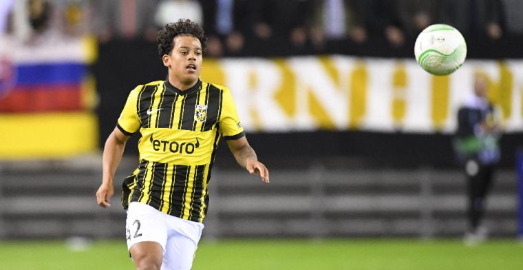 Slecht blessurenieuws uit Arnhem: Vitesse voorlopig zonder talent