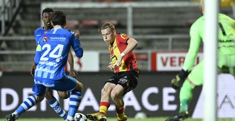 """Storm praat over transfer naar KRC Genk of Antwerp: """"Er was interesse"""