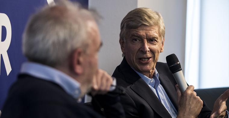 Wenger deelt revolutionaire FIFA-plannen: 'Buitenspel zal worden geautomatiseerd'