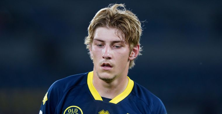 Dierckx is één van de drie Belgen bij Parma: Ik was nooit het grootste talent
