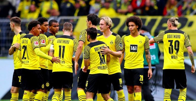 'Dortmund-ziekenboeg stroomt langzaam leeg: vijftal lijkt Ajax-uit te halen'