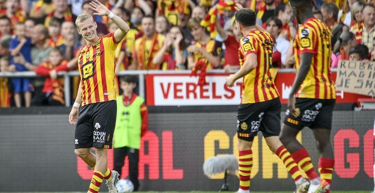 """Storm (KV Mechelen) over Club Brugge: """"Ik had daar misschien kunnen blijven"""""""