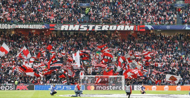 Dringend SV Ajax-advies aan fans voor duel met Dortmund: 'Doe het jezelf niet aan'