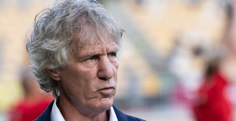 Verbeek houdt het vertrouwen ondanks slechte start: 'Kijken niet naar ranglijst'