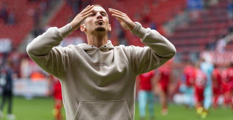 FC Twente krijgt pechvogel na negen maanden weer terug op het veld