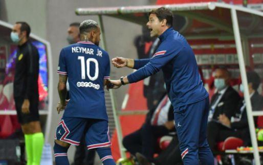 Afbeelding: Neymar kan rekenen op steun van trainer Pochettino: 'Daar twijfel ik niet aan'