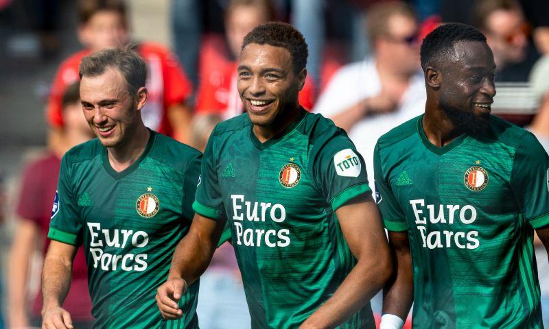 Afbeelding: Van den Brom duidelijk duidelijk over Dessers: 'Moet gaan spelen bij Feyenoord'