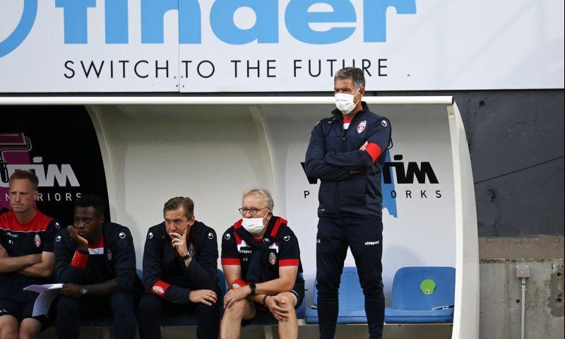 Afbeelding: OFFICIEEL: Moeskroen ontslaat coach Enzo Scifo alsnog