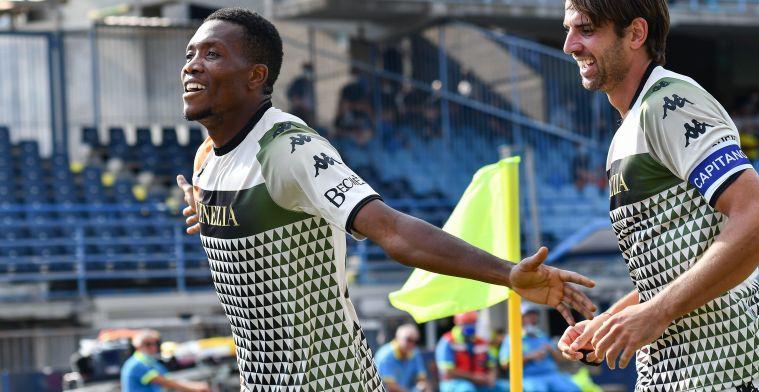 """Okereke over Club Brugge: """"Elke speelkans voelde aan als een proces"""