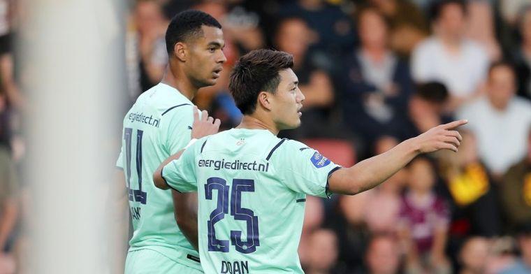 PSV ziet twee internationals afhaken: 'Laatste bal op de training, zei Doan'