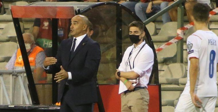 Martinez spreekt duidelijke taal: Niet gesproken met FC Barcelona