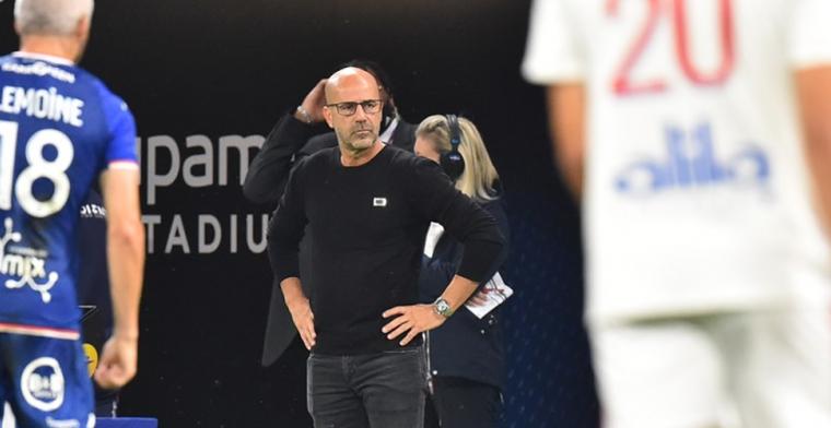 Bosz presenteerde Feyenoord-plan aan Derksen: Lariekoek. Wartaal. Prietpraat