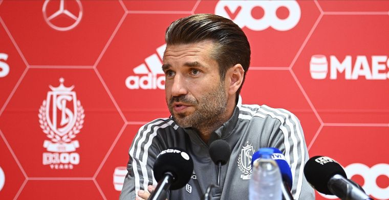 Elsner grijpt in bij Standard, nieuwe captain én terugkeer Carcela