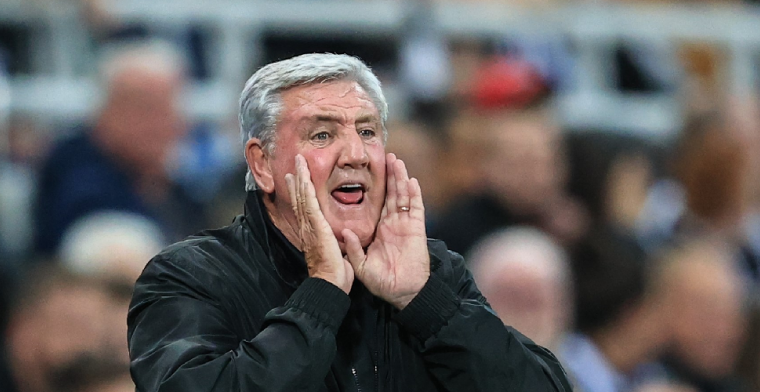 'Bruce staat pers te woord voor clash met Spurs ondanks Newcastle-speculaties'