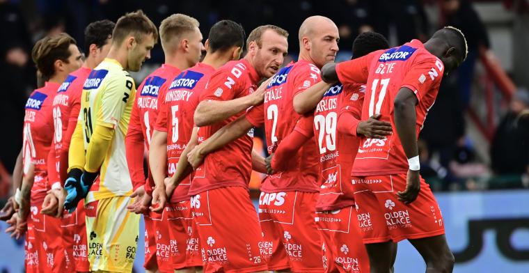 Deze namen mogen het tegen Club Brugge doen voor nieuwe Kortrijk-trainer Belhocine