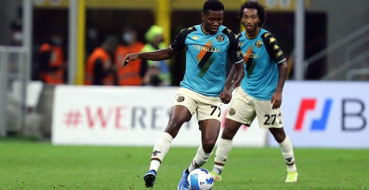 """Okereke laat zich uit over toekomst bij Club Brugge: """"Ik heb geen keuze"""""""