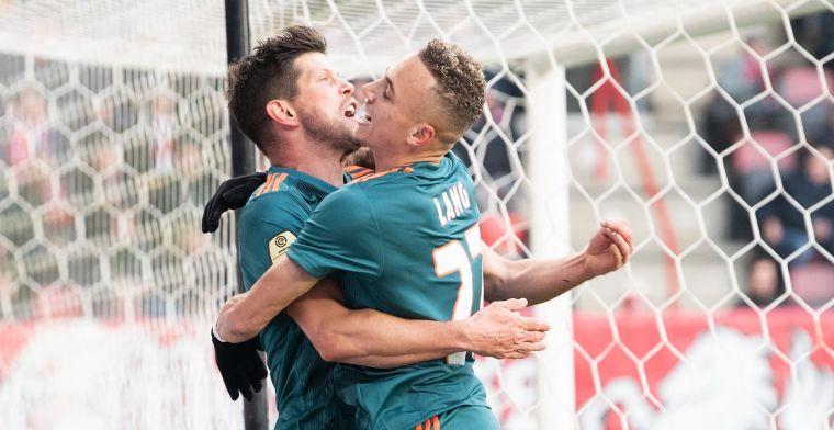 Lang applaudisseert voor 'winnaar' Huntelaar: 'Ging bij Ajax met iedereen goed om'