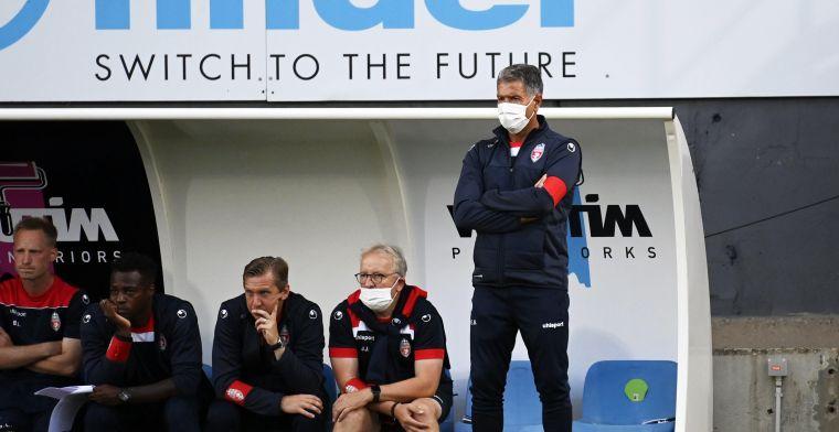 OFFICIEEL: Moeskroen ontslaat coach Enzo Scifo alsnog