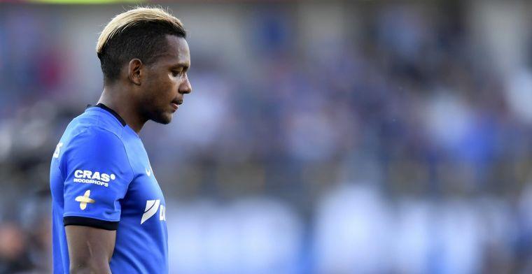 Comeback in zicht, Izquierdo haalt de selectie van Club Brugge