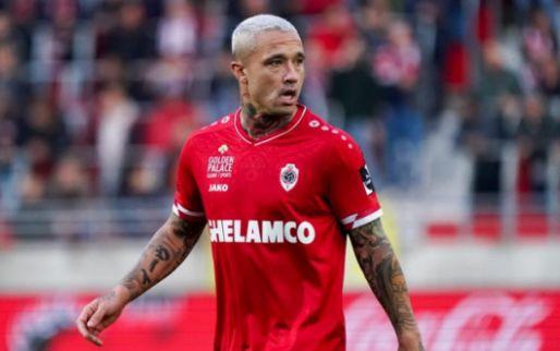 Afbeelding: Nainggolan (33) blikt terug op zijn keuze voor Antwerp: