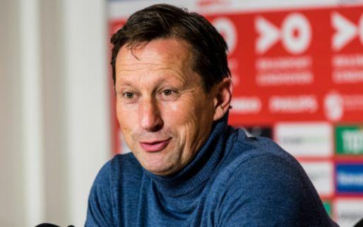 Schmidt: 'Ik wil er niet over klagen, maar het is een groot voordeel voor Ajax'