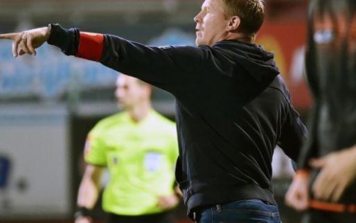 """Afbeelding: Vrancken kijkt uit naar Beerschot: """"Rivaliteit is wat een derby speciaal maakt"""""""