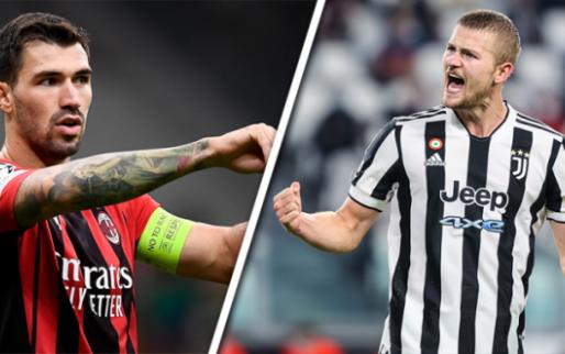 'Juventus kijkt naar verdediger en raakt De Ligt mogelijk voor 150 miljoen kwijt'