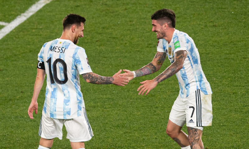 Afbeelding: Messi: 'Deze scheidsrechter doet steeds hetzelfde, alsof hij het expres doet'