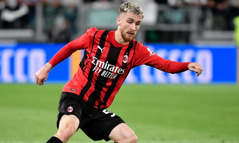 Afbeelding: OFFICIEEL: Saelemaekers verlengt contract bij AC Milan tot 2026