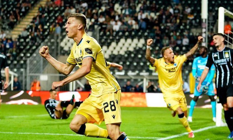 Afbeelding: 'Leverkusen wil na komst van Kossounou opnieuw zaken doen met Club Brugge'