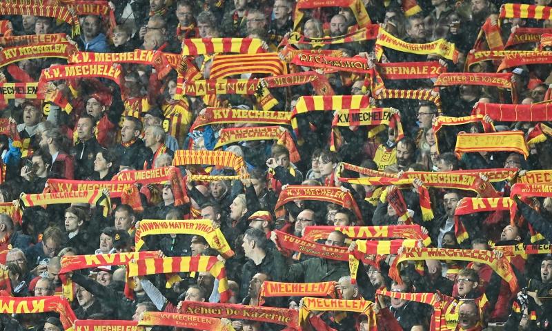 Afbeelding: KV Mechelen als 'FC Ziekenboeg' tegen Beerschot: