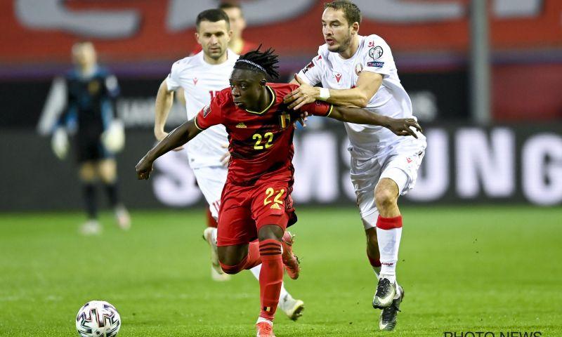 """Afbeelding: Doku (ex-Anderlecht) blijft op de sukkel: """"Dit is geen milde blessure"""""""