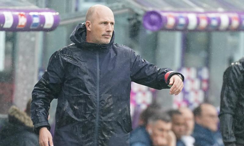"""Afbeelding: Clement voor de wedstrijd: """"Spelers van Kortrijk zullen honger hebben"""