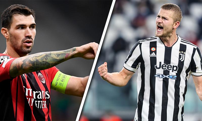 Afbeelding: 'Juventus kijkt naar verdediger en raakt De Ligt mogelijk voor 150 miljoen kwijt'