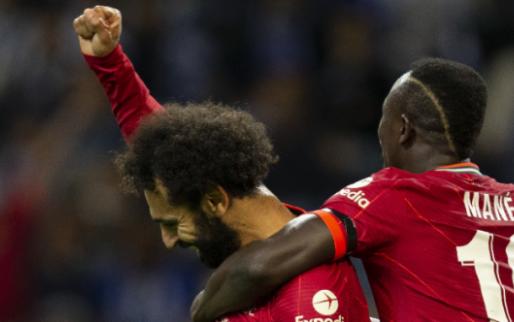 Afbeelding: Wereldbal en wereldgoal voor Salah, hattrick Firmino: zorgeloze middag Liverpool