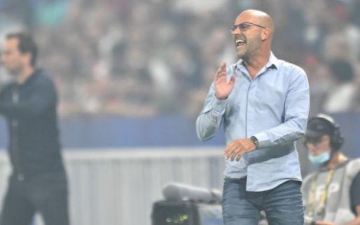 Bosz: 'Ajax is echt groot in de wereld, die trainer begon bijna te kwijlen'