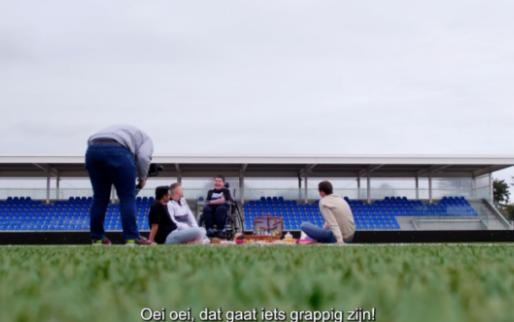 Knap! Club Brugge-sterkhouder Vanaken schenkt Dylan (13) dag van zijn leven