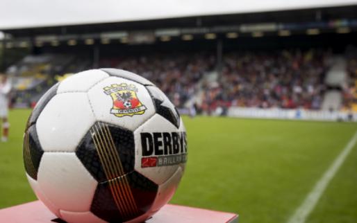 Go Ahead Eagles O18 - FC Eindhoven O18 al na een kwartier gestaakt