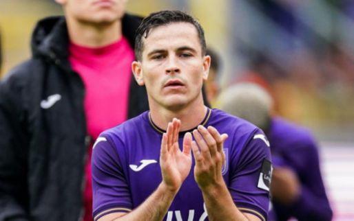 Domper voor Cullen: Anderlecht-middenvelder mist mogelijk eerste minuten dit seizoen