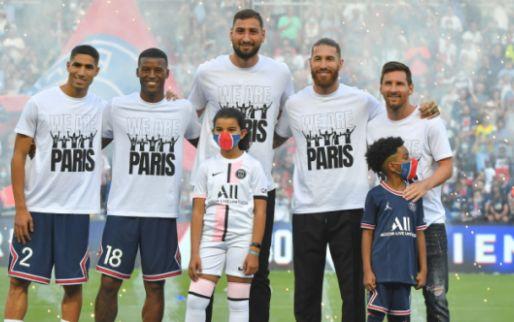 Afbeelding: Sergio Ramos wacht nog steeds op debuut, L'Équipe neemt 'spook van PSG' op de hak