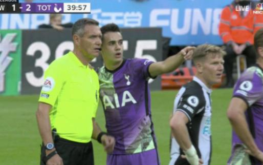 Newcastle-Tottenham stilgelegd: Spurs-spelers alert nadat fan onwel wordt