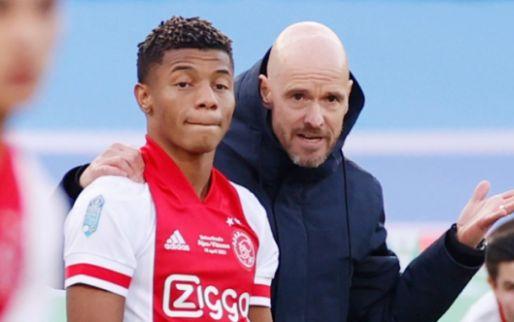 Ten Hag lovend bij Ajax: 'We waren niet tevreden, maar zo ken ik hem weer'