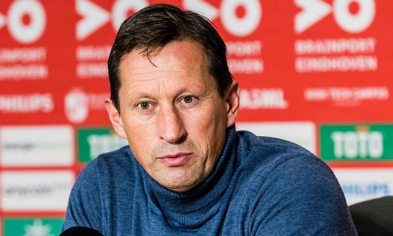 Afbeelding: Schmidt wijst vergelijking PSV en Ajax af:
