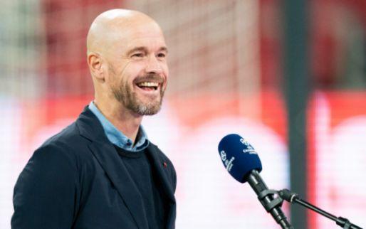 Afbeelding: Ten Hag krijgt bezoek van BILD: 'Nooit zulke gesprekken gehad met Bayern München'