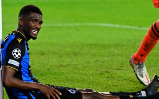 Club Brugge is niet opgewassen tegen oppermachtig Man City en verliest ruim