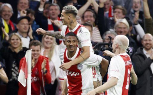Imponerend Ajax vernedert Belgisch Borussia Dortmund en boekt ruime zege