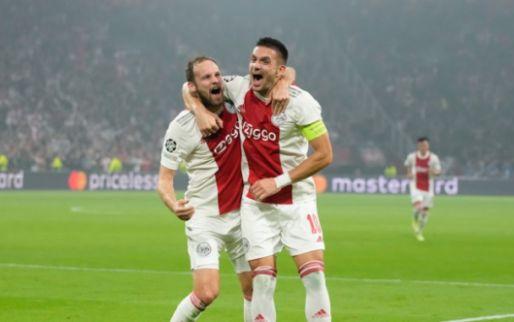 Weergaloos Ajax oogst bewondering: 'Verbluffend mooi voetbal'